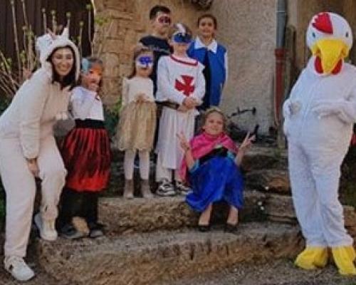 Retour sur la 1ère Carnaval Party du Château Saint-Pierre